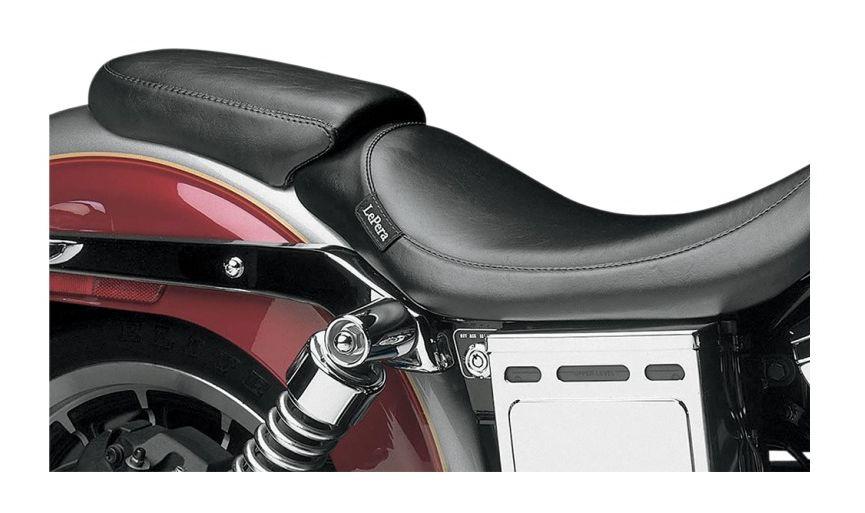Le Pera Bare Bones Passenger Seat For Harley Dyna Wide Glide 1996