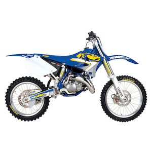 Pro Circuit Platinum Pipe Yamaha YZ125 2005-2015
