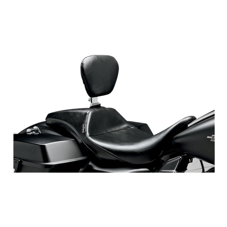 Le Pera Outcast Daddy Long Legs Seat For Harley Touring 2008-2018