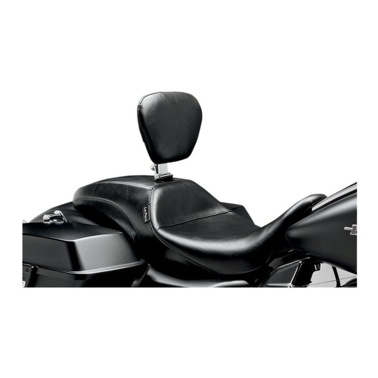 With Driver Backrest