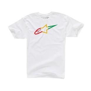 Alpinestars Ryloha T-Shirt (Color: White / Size: 2XL) 1008836