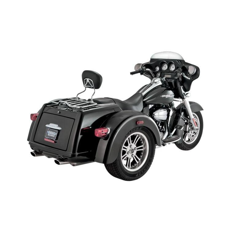 Vance & Hines Deluxe Slip-On Mufflers For Harley Trike 2009-2020