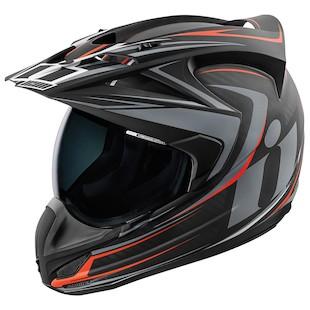 Icon Variant Raiden Carbon Helmet (Color: Black / Size: 2XL) 1009573