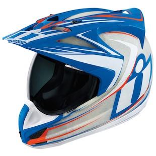 Icon Variant Raiden Helmet (Color: Red/White/Blue / Size: SM) 1009576