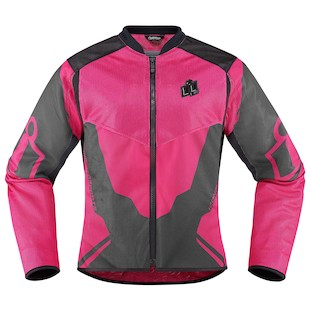 Icon Anthem 2 Women's Jacket (Color: Pink / Size: SM) 1009751