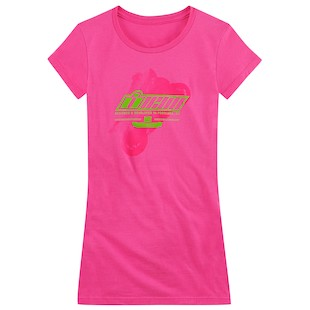 Icon Stant Up Women's T-Shirt (Color: Pink / Size: XL) 1009913