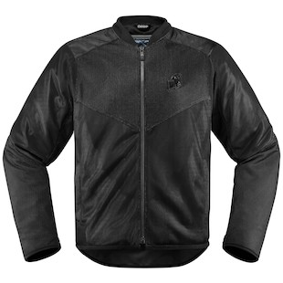 Icon Anthem 2 Jacket (Color: Stealth Black / Size: 2XL) 1009712
