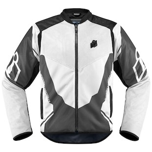Icon Anthem 2 Jacket (Color: White / Size: XL) 1009718