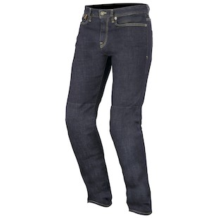 Alpinestars Oscar Charlie Riding Jeans (Color: Indigo / Size: 38) 1012447