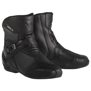 Alpinestars SMX 3 Vented Boots (Color: Black / Size: 43) 1012124