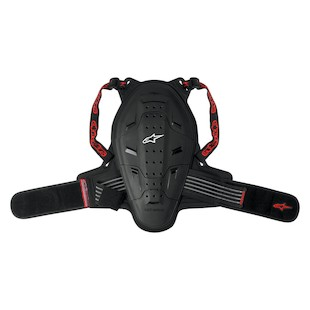 Alpinestars Youth Bionic Back Protector (Size: Youth) 440983