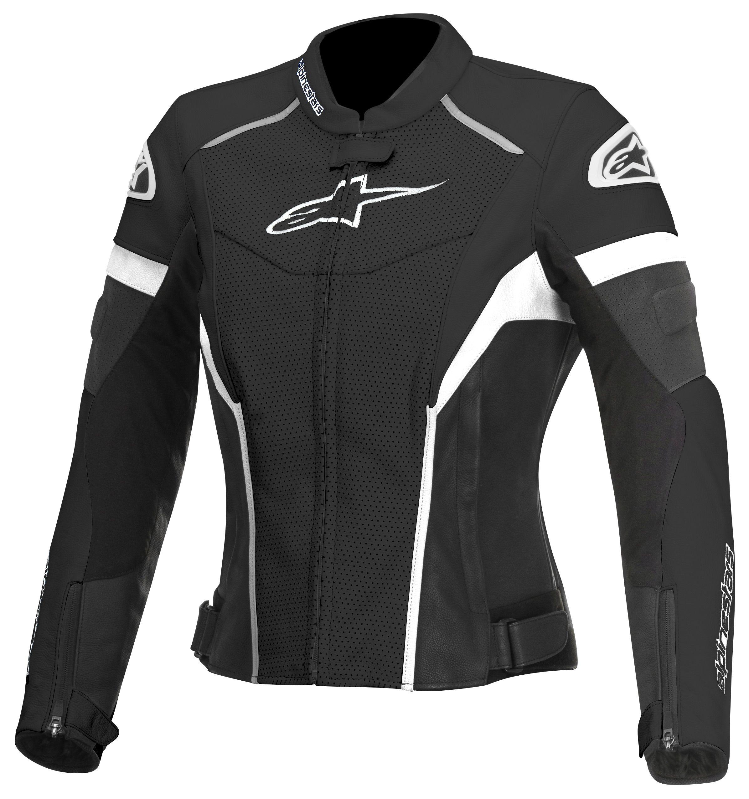 Alpinestars Vika Women S Leather Pants Cycle Gear