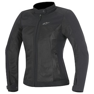 Alpinestars Stella Eloise Air Jacket (Color: Black / Size: 2XL) 1012399