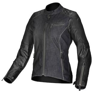 Alpinestars Renee Women's Jacket (Color: Black / Size: 44) 1012313