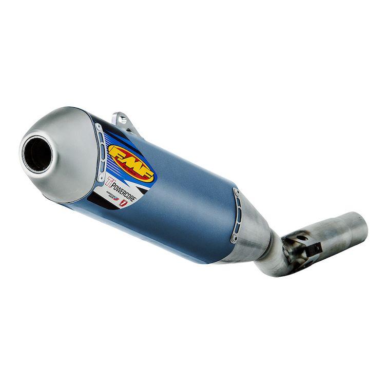 FMF Titanium Powercore HEX Slip-On Exhaust