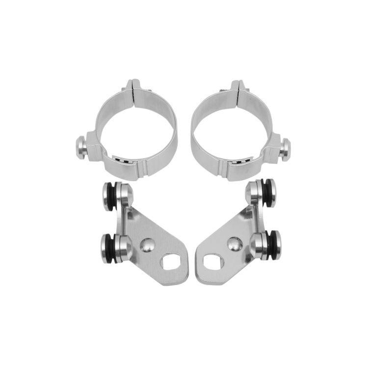 Memphis Shades Metric Trigger-Lock Lowers Mounting Kit Kawasaki / Honda / Suzuki