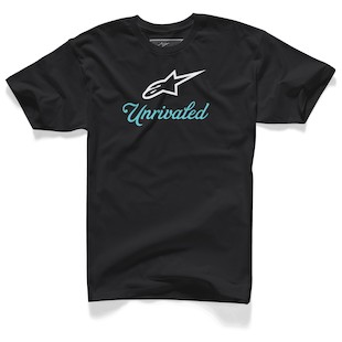 Alpinestars Unrivaled T-Shirt (Color: Turquoise / Size: XL) 1012597