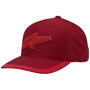 Alpinestars Chroma Hat (Color: Red) 1012479