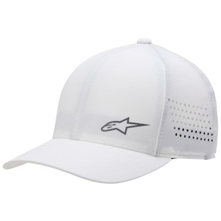Alpinestars Ventilate Hat (Color: White / Size: SM-MD) 1012464
