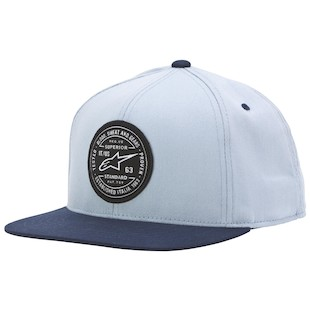 Alpinestars Workshop Hat (Color: Blue) 1012461