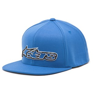 Alpinestars Latimer Hat (Color: Blue) 1013805