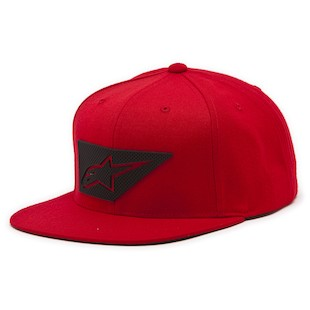 Alpinestars Lenz Hat (Color: Red) 1013808