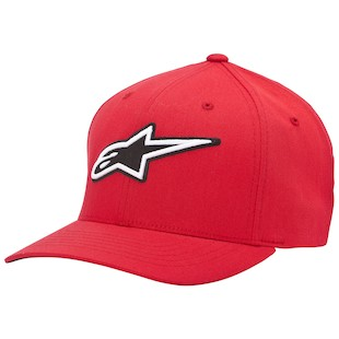 Alpinestars Corporate Hat (Color: Red / Size: LG-XL) 1012451