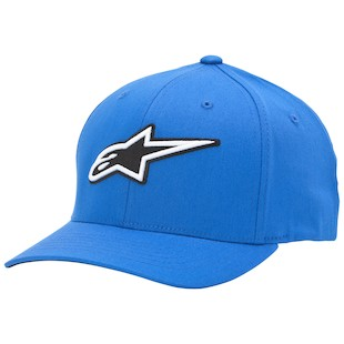 Alpinestars Corporate Hat (Color: Blue / Size: LG-XL) 1012455