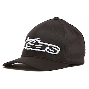 Alpinestars Blaze Hat (Color: Black/Black / Size: SM-MD) 1242970