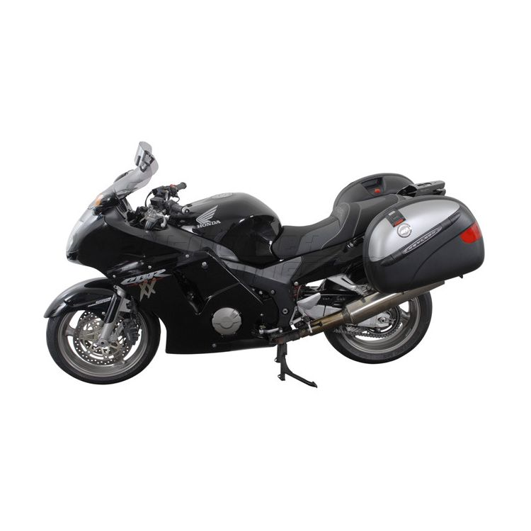 SW-MOTECH Quick-Lock EVO Side Case Racks Honda CBR1100XX 2001-2007