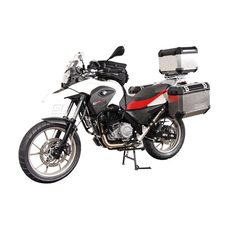 SW-MOTECH Quick-Lock EVO Side Case Racks BMW F650GS / G650GS