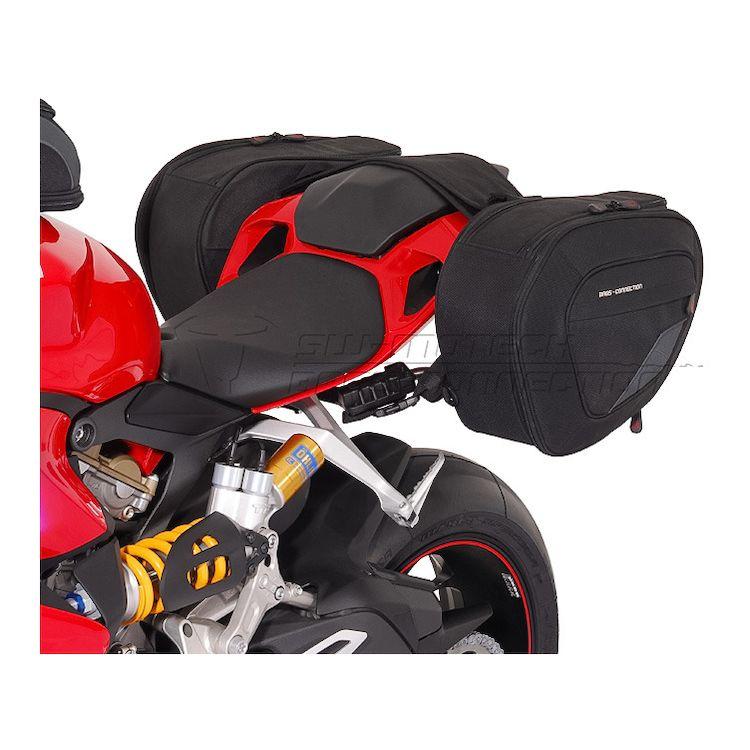 SW-MOTECH Blaze  Saddlebag System Ducati 1199 / 899 Panigale