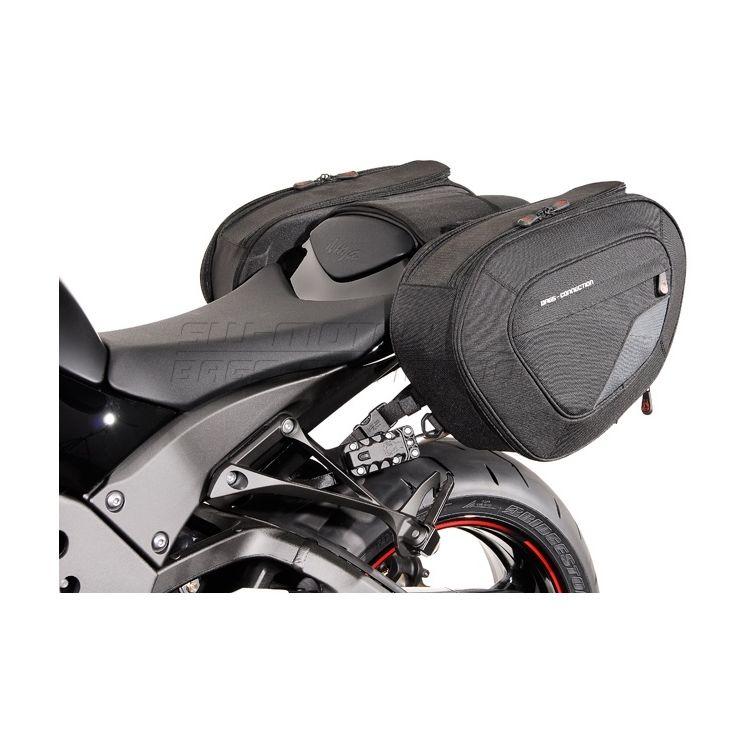 SW-MOTECH Blaze Saddlebag System Kawasaki ZX10R 2011-2015