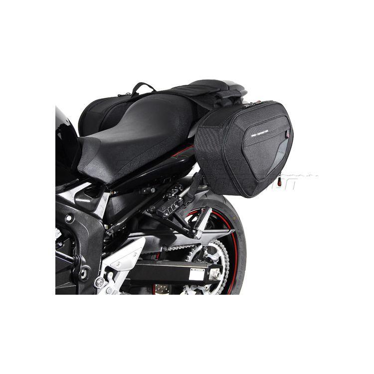 SW-MOTECH Blaze Saddlebag System Yamaha FZ6/S 2007-2011