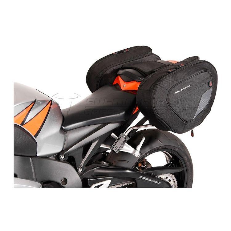 SW-MOTECH Blaze Saddlebag System Honda CBR1000RR 2008-2016