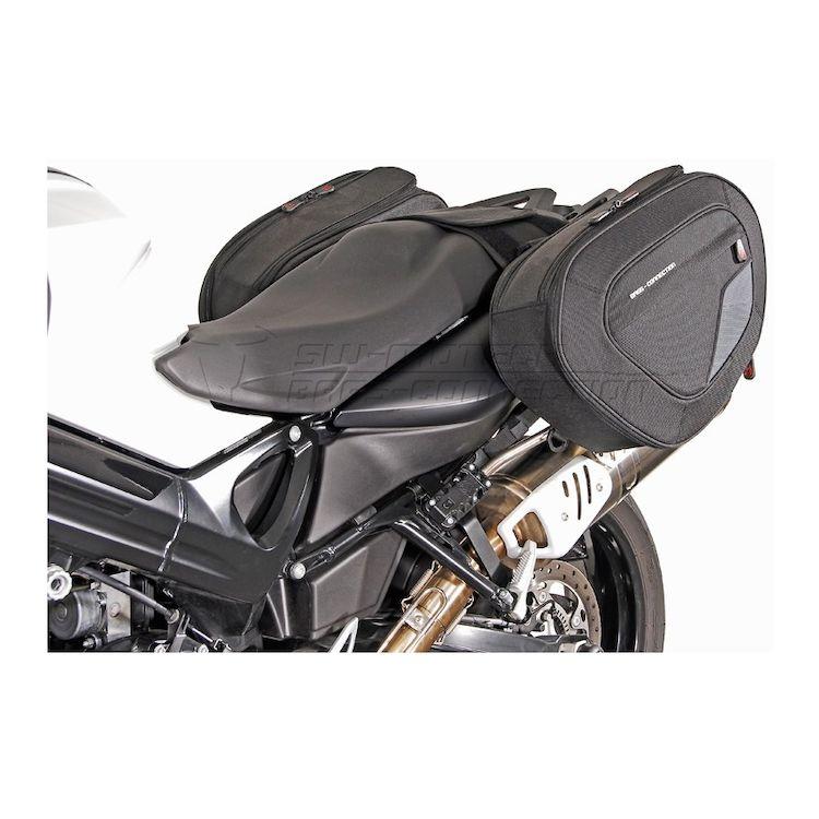 SW-MOTECH Blaze Saddlebag System BMW F800GT / F800R 2009-2014