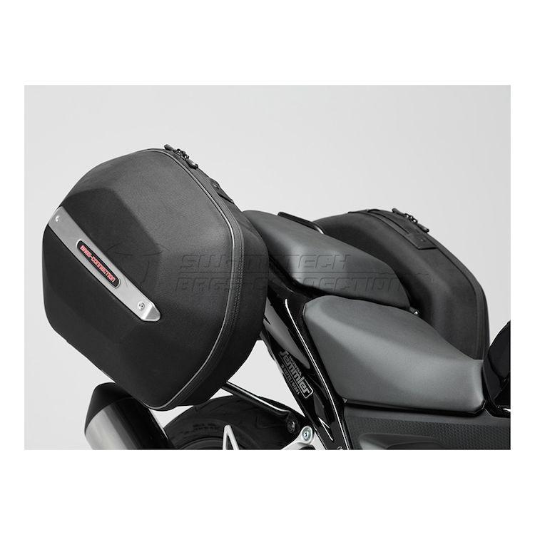 SW-MOTECH Quick-Lock EVO Side Case Racks Honda CBR500R / CB500F/ CB500X 2013-2018