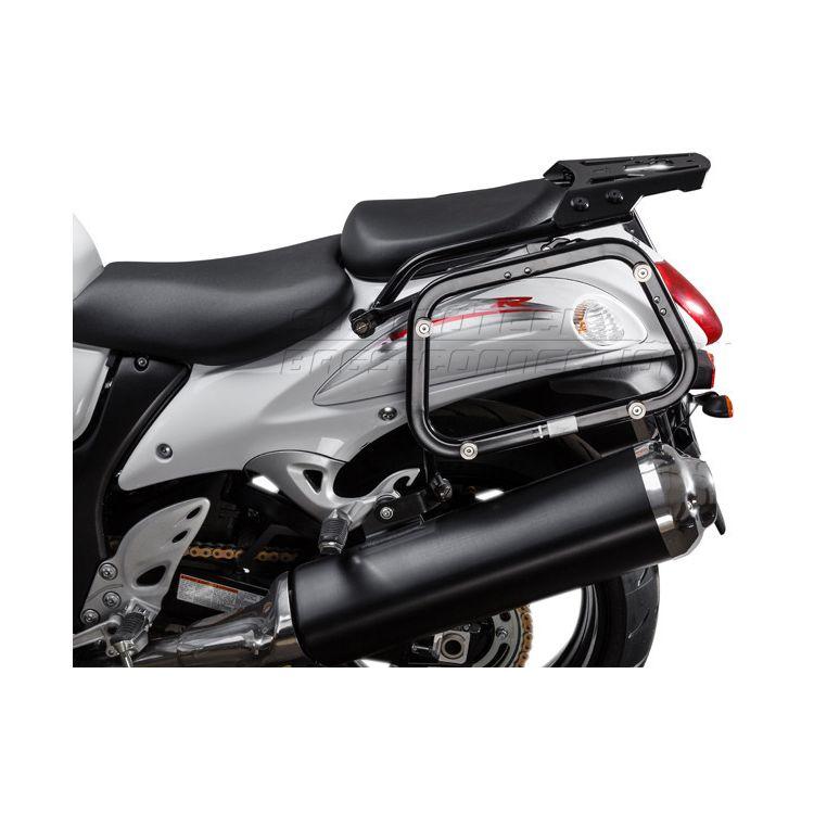 SW-MOTECH Quick-Lock EVO Side Case Racks Suzuki Hayabusa 2008-2019