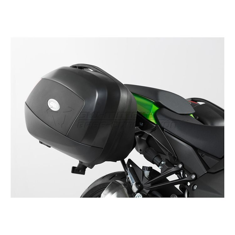 SW-MOTECH Quick-Lock EVO Racks For Givi V35 / V37 Side Cases