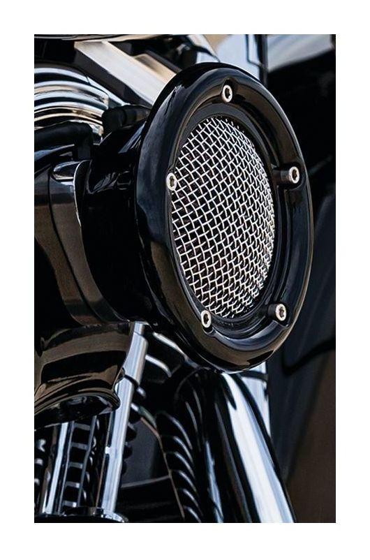 Pro Taper Handlebars >> Kuryakyn Velociraptor Air Cleaner For Harley Sportster ...