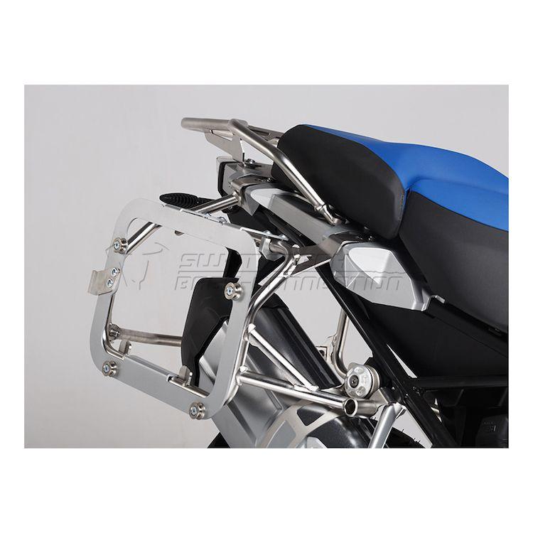 SW-MOTECH TraX EVO Side Case Adapter Kit BMW R1200GS Adventure / R1250GS Adventure 2014-2021