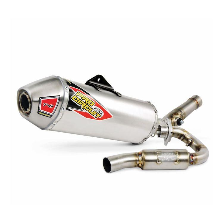 Pro Circuit T-6 Exhaust System Husqvarna FC 450 2014-2015