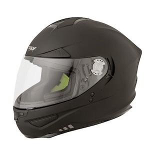 Fly Luxx Helmet - Solid (Color: Matte Black / Size: SM) 1017091