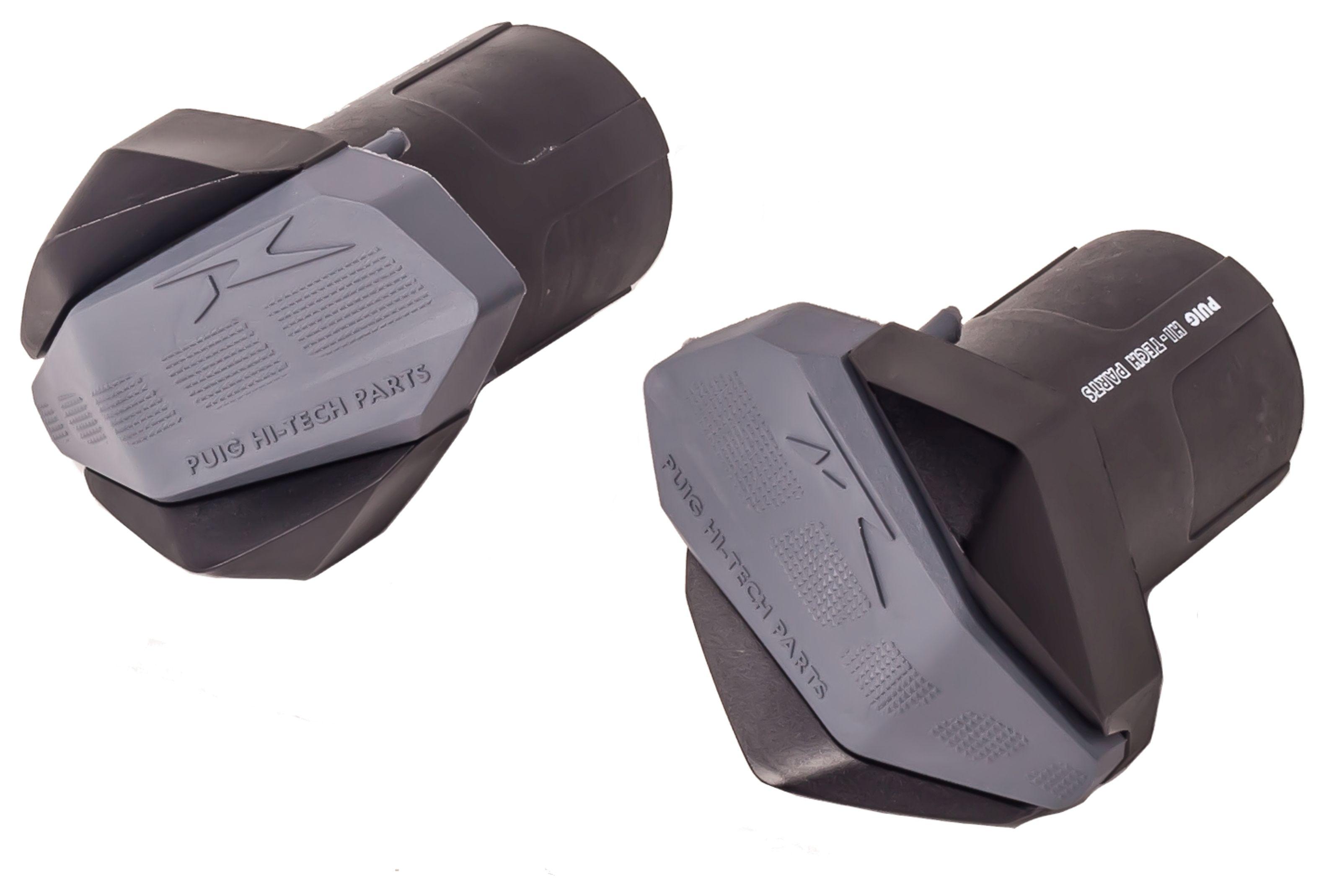 2008-2010 Suzuki GSXR 600 Motorcycle Frame Sliders Black