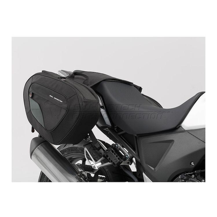 SW-MOTECH Blaze Saddlebag System Honda CB500X 2013-2018