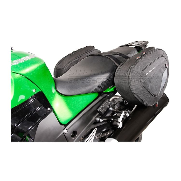 SW-MOTECH Blaze  Saddlebag System Kawasaki ZX14R 2006-2021