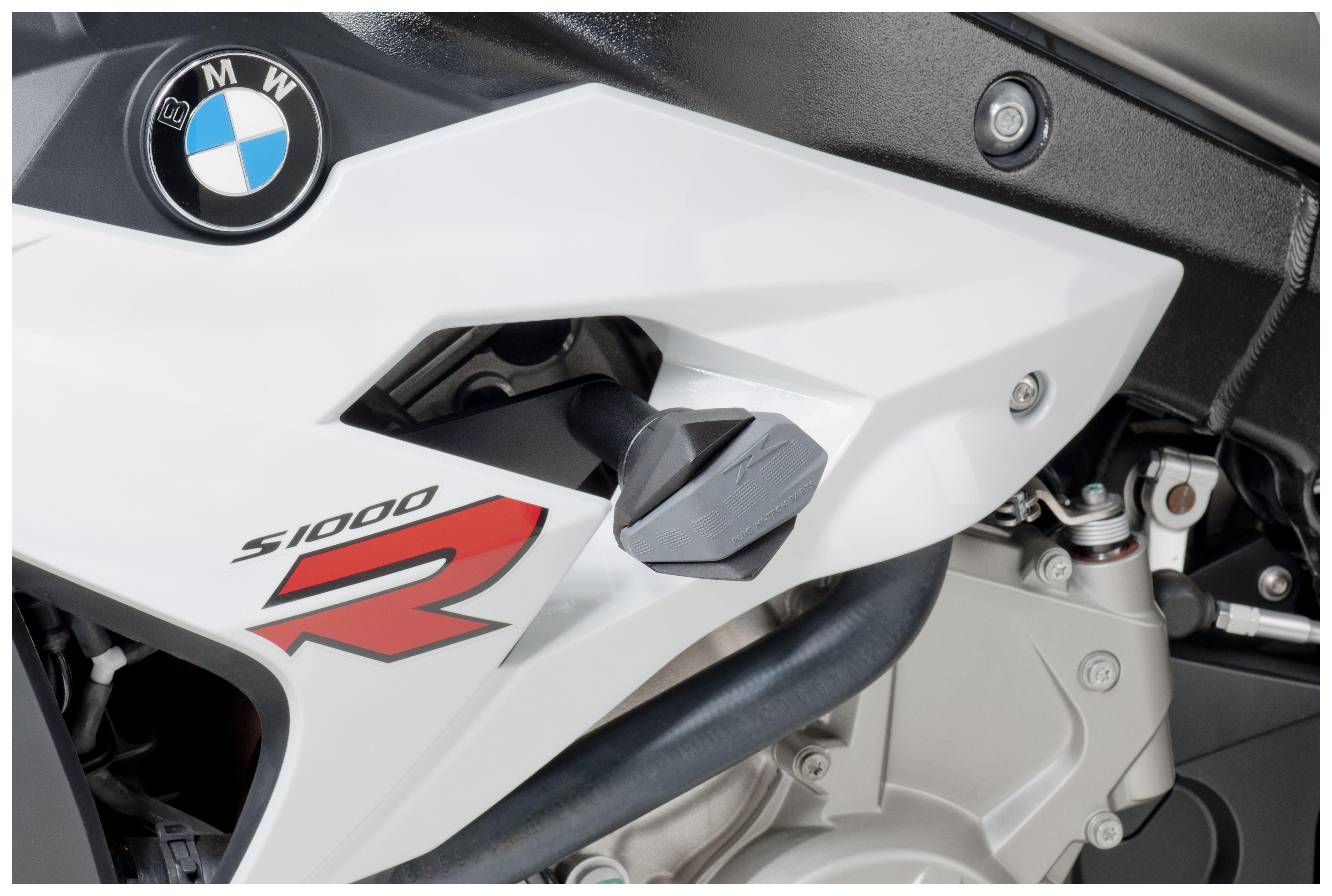 Puig R12 Frame Sliders BMW S1000R 2014-2016 - Cycle Gear