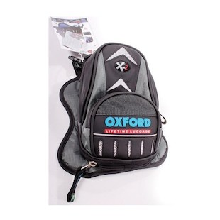 Oxford X2 Mini Magnetic Tank Bag (Color: Anthracite) 897876
