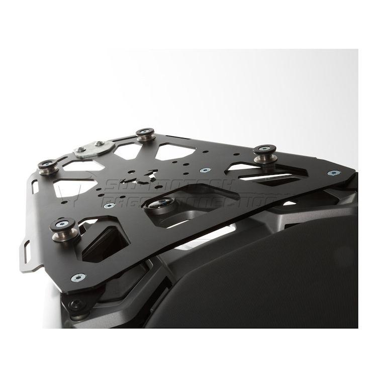 SW-MOTECH Steel-Rack Top Case Rack Kawasaki Concours 1400 2008-2018