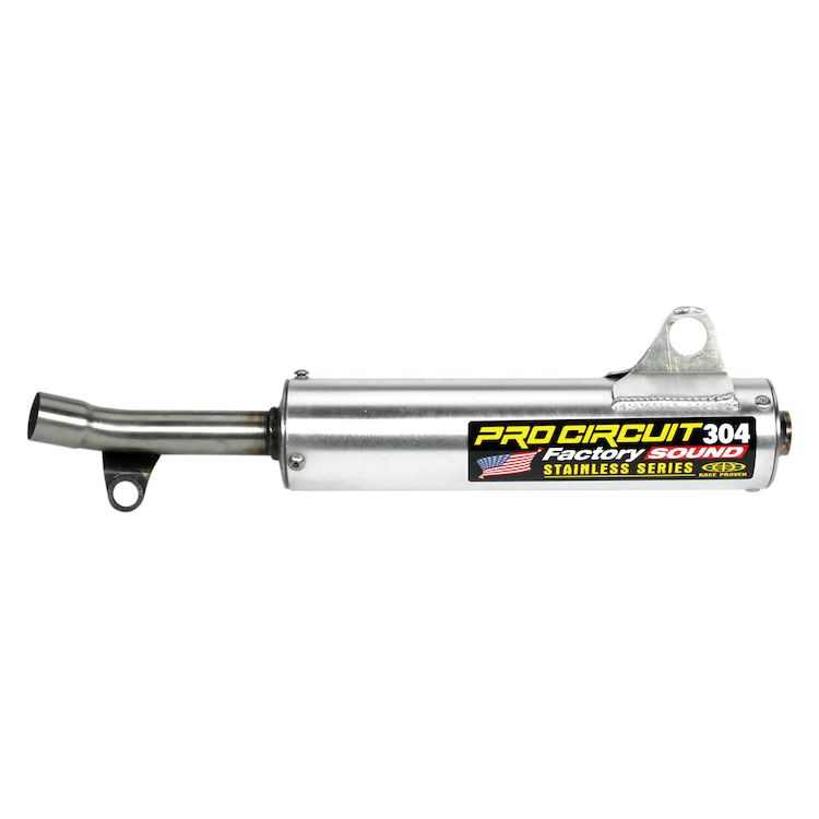 Pro Circuit Factory Sound 304 Silencer for Yamaha YZ250 2002-2018